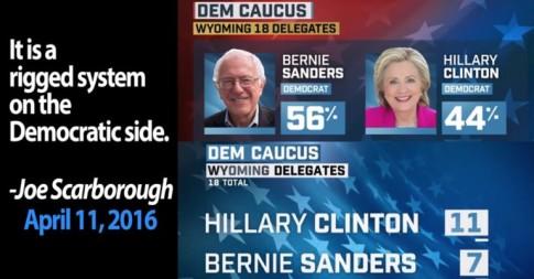Hillary Clinton Bernie Sanders