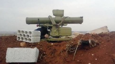 U.S. Government Reveals 3,000 Ton Delivery Of Weapons To Al-Qaeda-Linked Syrian Rebels