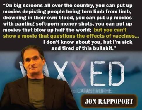 VAXXEd Jon Rappoport