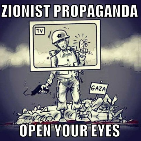 Zionist Propaganda