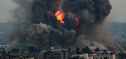 gaza-under-attack