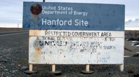 hanford sign_0