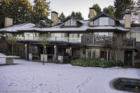 Canaccord Founder Sells $31 Million Vancouver Mansion To Chinese Student