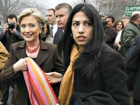 Hillary Clinton personal aide Huma Abedin