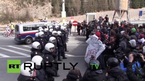 Migrant crisis Austria