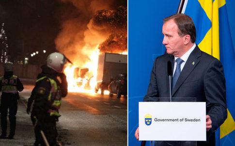 Sweden Prime Minister Stefan Löfven