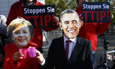 TTIP in trouble
