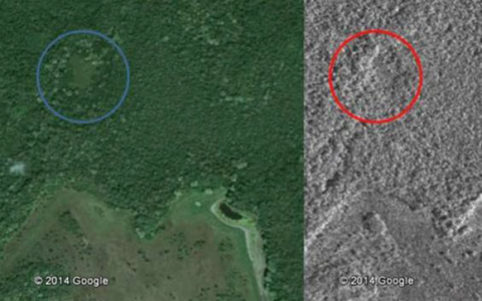 That Long-Lost Mayan City a Teen Found Isn't Lost … or a City