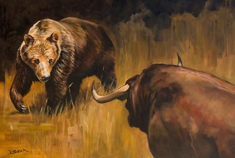 bear - bull