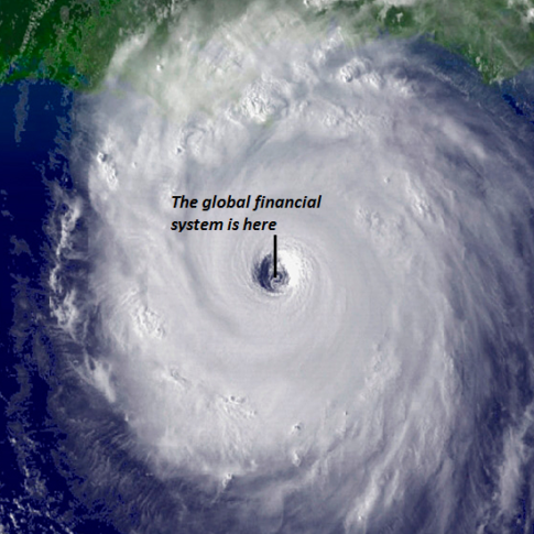 financial system hurricane