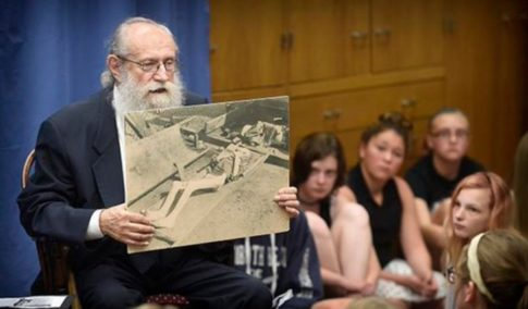 Holocaust survivor Hirt liar