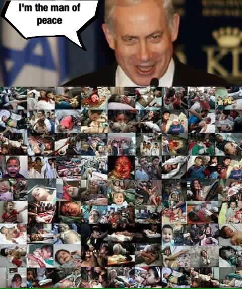 Netanyahu-Peace-Israel