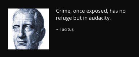 Tacitus-quote