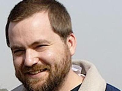 Tom MacMaster (photo) from Edinburgh University, probably for MI6