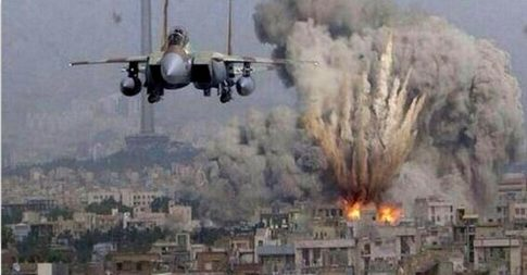 israel-bombing