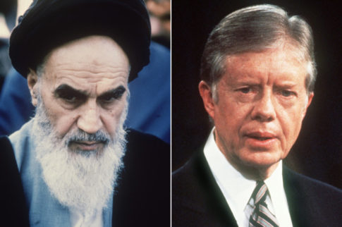 khomeini-carter