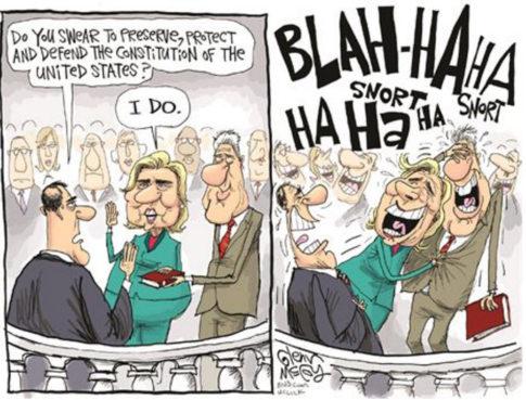 Hillary-Inauguration