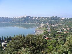 Lake-Albano