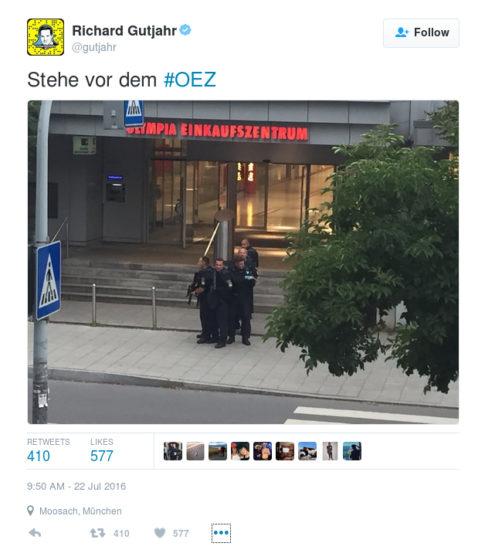 Munich Terror