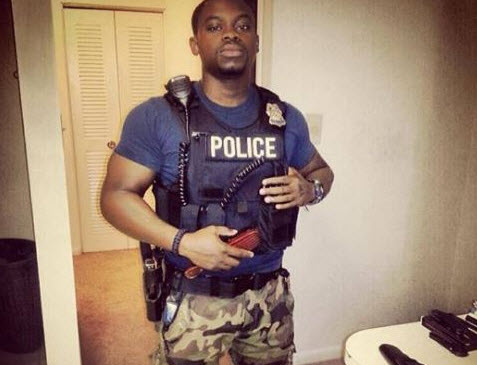 NY police officer Jay Stalien