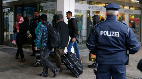 Sweden-migrant-crisis