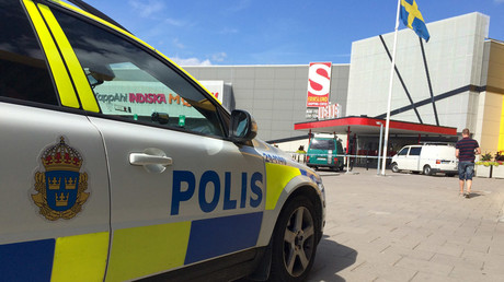 Swedish police offer anti-sexual assault wristband