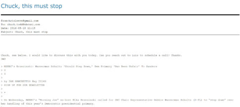chuck todd email