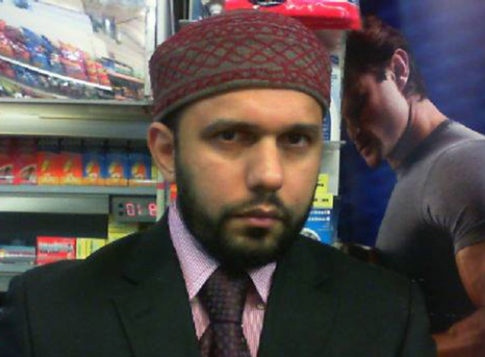 Asad Shah was murdered in Glasgow, Scotland by Tanveer Ahmed