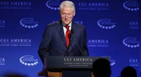Bill Clinton CGI America