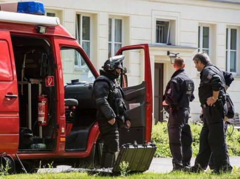 German Police Arrest Islamist Terror Suspect