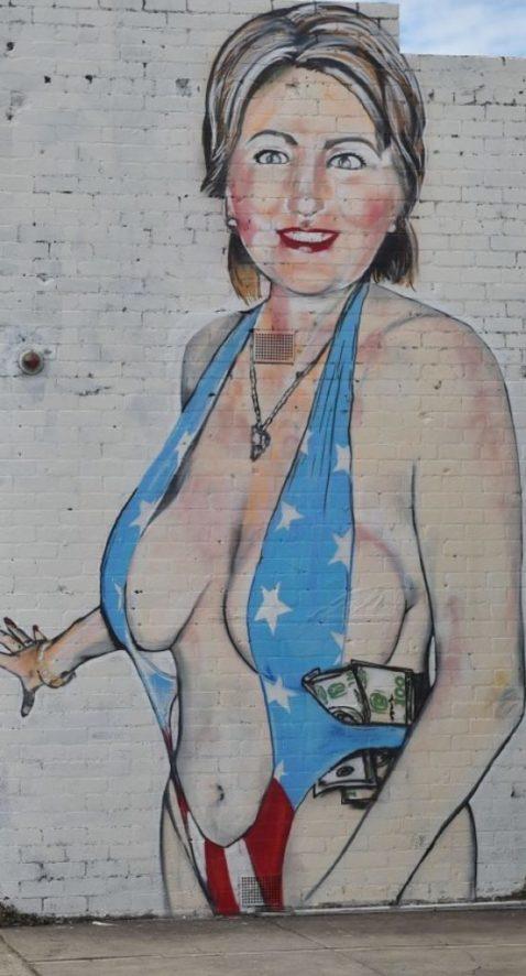 Hillary-Art