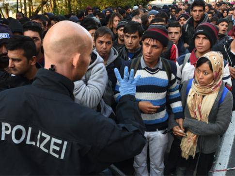 Migrant crisis-germany