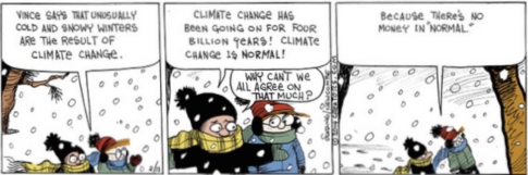 climate change global warming money