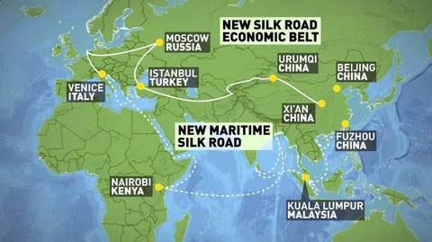 new-silk-road