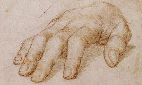 Holbein hand