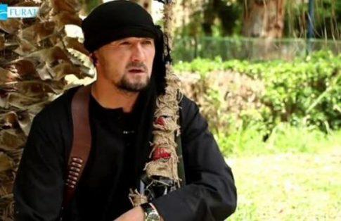 Tajik Special Forces colonel Gulmurod Khalimov
