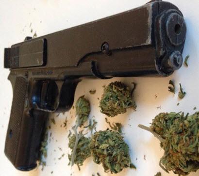 cannabis-guns