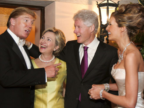 donald-trump-hillary-clinton-bff