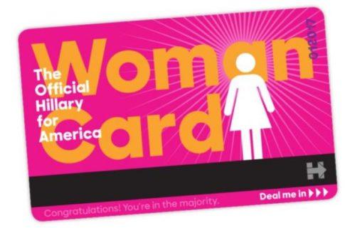 hillary-women-card