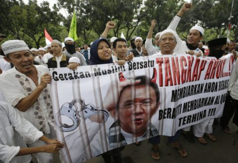 indonesia-blasphemy-protest