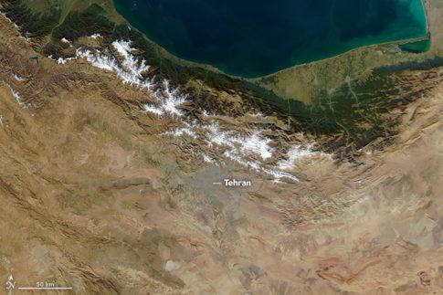 tehran-smog-nasa-modis